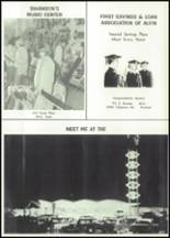 1966 Alvin High School Yearbook Page 236 & 237