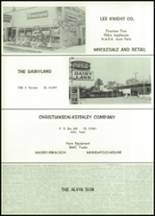 1966 Alvin High School Yearbook Page 238 & 239