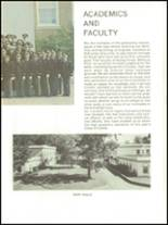 1968 Valley Forge Military Academy Yearbook Page 12 & 13