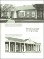 1968 Valley Forge Military Academy Yearbook Page 20 & 21