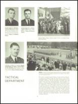 1968 Valley Forge Military Academy Yearbook Page 34 & 35