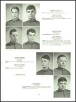 1968 Valley Forge Military Academy Yearbook Page 72 & 73