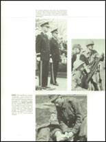 1968 Valley Forge Military Academy Yearbook Page 100 & 101
