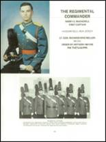 1968 Valley Forge Military Academy Yearbook Page 106 & 107