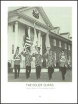 1968 Valley Forge Military Academy Yearbook Page 108 & 109