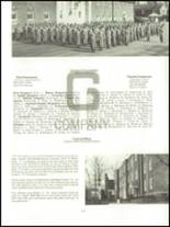 1968 Valley Forge Military Academy Yearbook Page 118 & 119