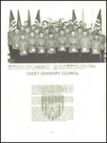 1968 Valley Forge Military Academy Yearbook Page 126 & 127