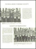 1968 Valley Forge Military Academy Yearbook Page 128 & 129