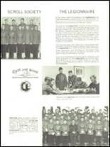1968 Valley Forge Military Academy Yearbook Page 142 & 143