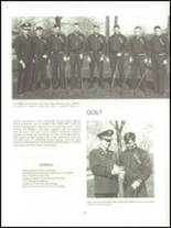 1968 Valley Forge Military Academy Yearbook Page 200 & 201