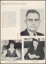 1961 McAlester High School Yearbook Page 16 & 17