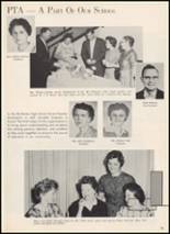 1961 McAlester High School Yearbook Page 18 & 19