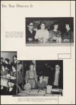 1961 McAlester High School Yearbook Page 20 & 21
