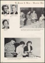 1961 McAlester High School Yearbook Page 24 & 25