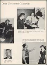 1961 McAlester High School Yearbook Page 28 & 29