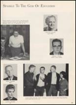 1961 McAlester High School Yearbook Page 32 & 33