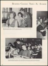 1961 McAlester High School Yearbook Page 34 & 35