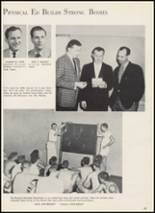 1961 McAlester High School Yearbook Page 36 & 37