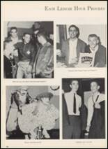 1961 McAlester High School Yearbook Page 38 & 39