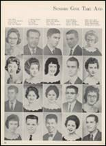 1961 McAlester High School Yearbook Page 44 & 45