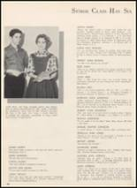 1961 McAlester High School Yearbook Page 50 & 51