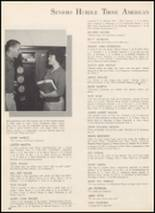1961 McAlester High School Yearbook Page 54 & 55