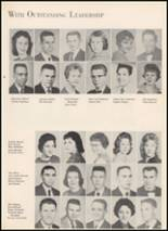 1961 McAlester High School Yearbook Page 62 & 63