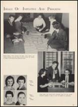 1961 McAlester High School Yearbook Page 70 & 71