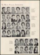 1961 McAlester High School Yearbook Page 78 & 79