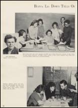 1961 McAlester High School Yearbook Page 84 & 85