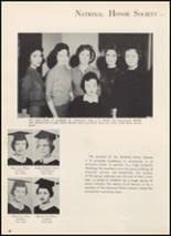 1961 McAlester High School Yearbook Page 86 & 87