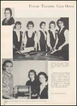 1961 McAlester High School Yearbook Page 96 & 97