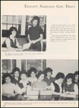 1961 McAlester High School Yearbook Page 108 & 109