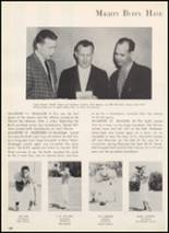 1961 McAlester High School Yearbook Page 112 & 113