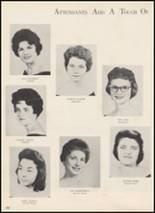 1961 McAlester High School Yearbook Page 134 & 135