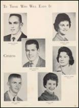 1961 McAlester High School Yearbook Page 136 & 137