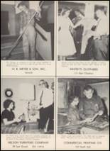 1961 McAlester High School Yearbook Page 142 & 143