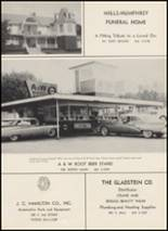 1961 McAlester High School Yearbook Page 148 & 149