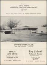 1961 McAlester High School Yearbook Page 152 & 153
