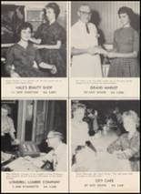 1961 McAlester High School Yearbook Page 154 & 155