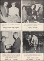 1961 McAlester High School Yearbook Page 158 & 159