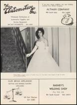 1961 McAlester High School Yearbook Page 160 & 161