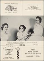 1961 McAlester High School Yearbook Page 164 & 165