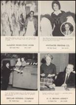 1961 McAlester High School Yearbook Page 166 & 167