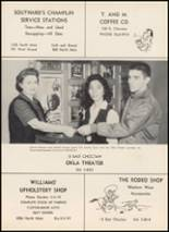1961 McAlester High School Yearbook Page 168 & 169