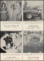 1961 McAlester High School Yearbook Page 174 & 175