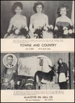 1961 McAlester High School Yearbook Page 178 & 179