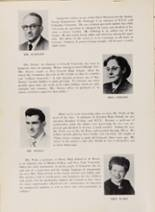 1953 Lafayette High School 400 Yearbook Page 16 & 17