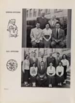 1953 Lafayette High School 400 Yearbook Page 20 & 21