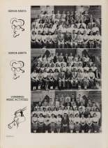 1953 Lafayette High School 400 Yearbook Page 22 & 23